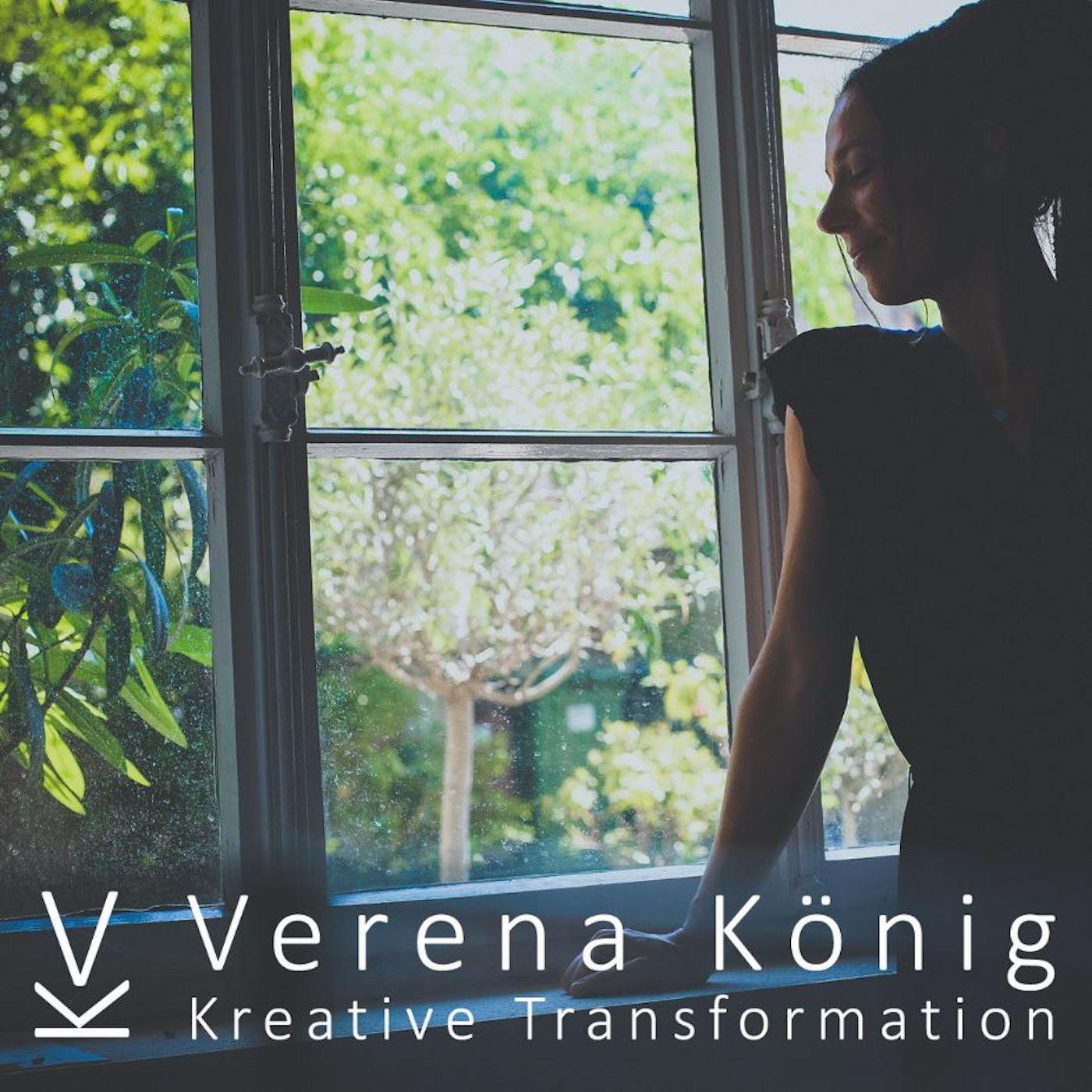 Verena König Podcast für Kreative Transformation show art