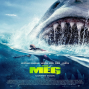 "Artwork for Siber Movie Review - Ep3 - ""The Meg"""