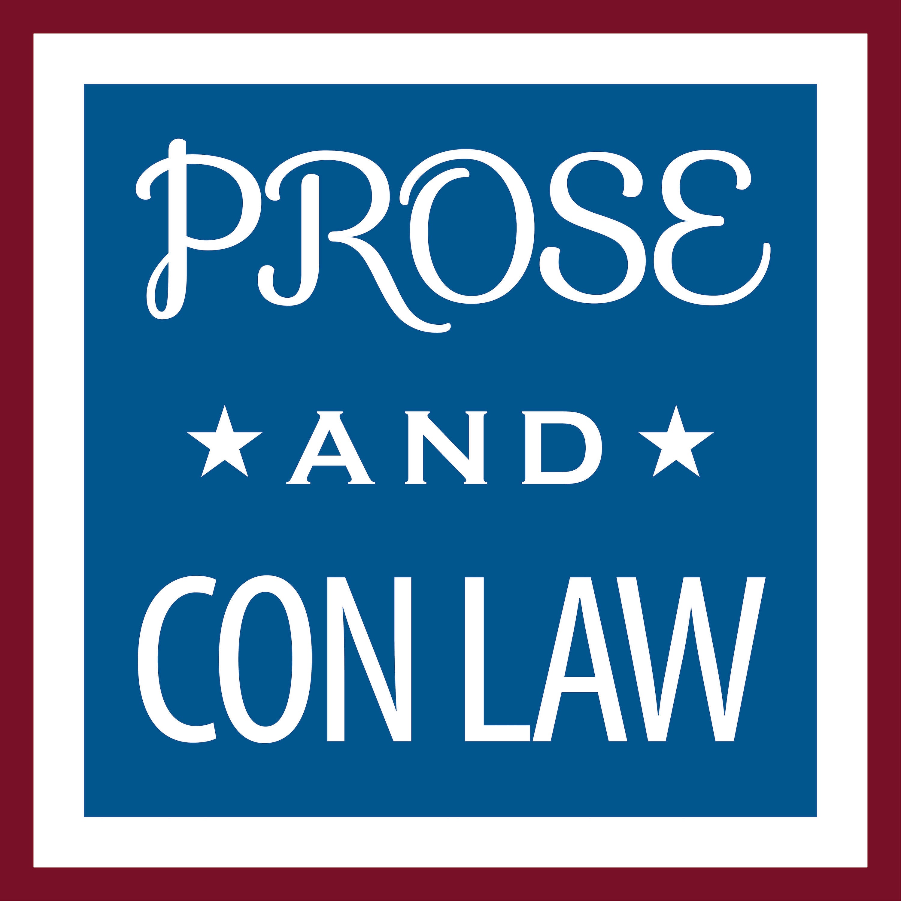 Artwork for Prose and Con Law, Episode 3: The Electoral College