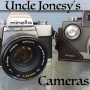 Artwork for UJC #4:  Replacing Light Seals and Mirror Bumpers, Good Student Cameras, and Shooting Tips!