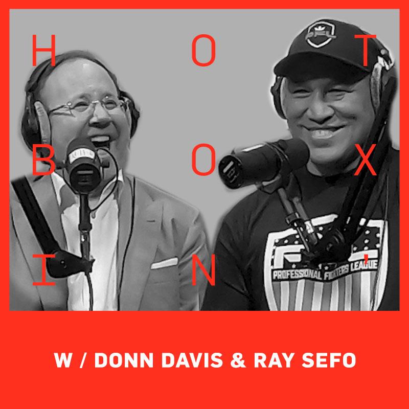 PFL's Donn Davis & Ray Sefo