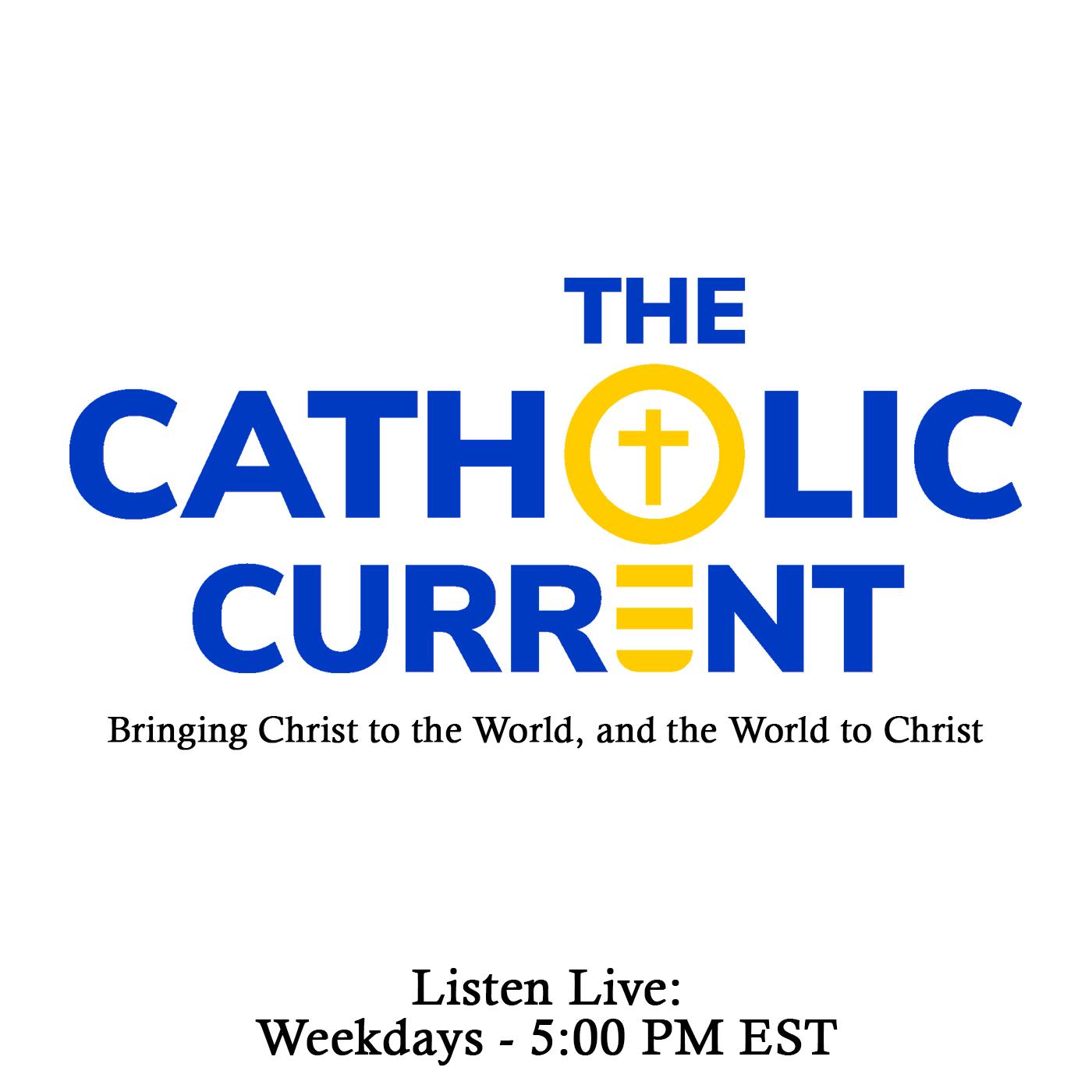 The Catholic Current show art