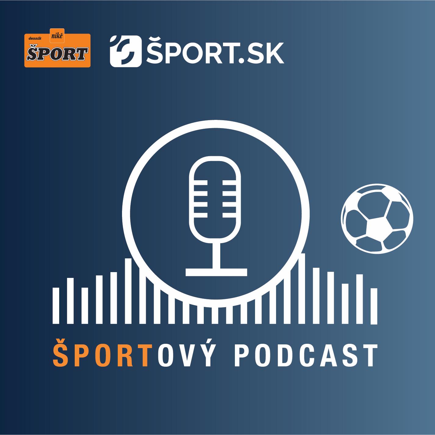 Podcasty ŠPORT.sk show art