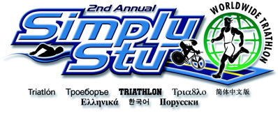 SimplyStu Worldwide Triathlon II