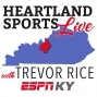 Artwork for Heartland Sports Live w/ Trevor Rice 91