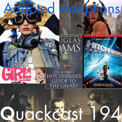 Episode 194 - Adapted Adaptations