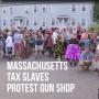 Artwork for SOTG 879 - Massachusetts Tax Slaves Protest Gun Shop