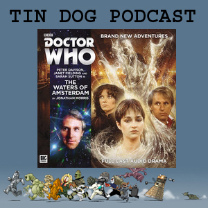TDP 558: Big Finish Main Range 208 - Waters of Amsterdam
