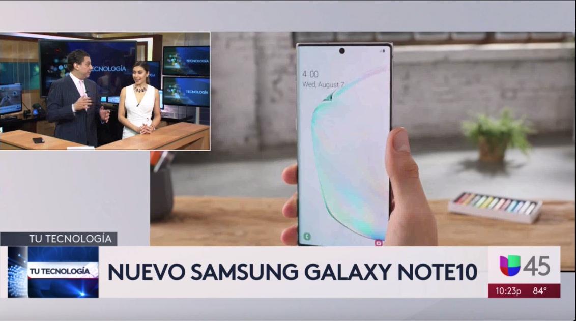 Artwork for Lanzamiento del Galaxy Note 10