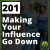 201 Making Your Influence Go Down show art