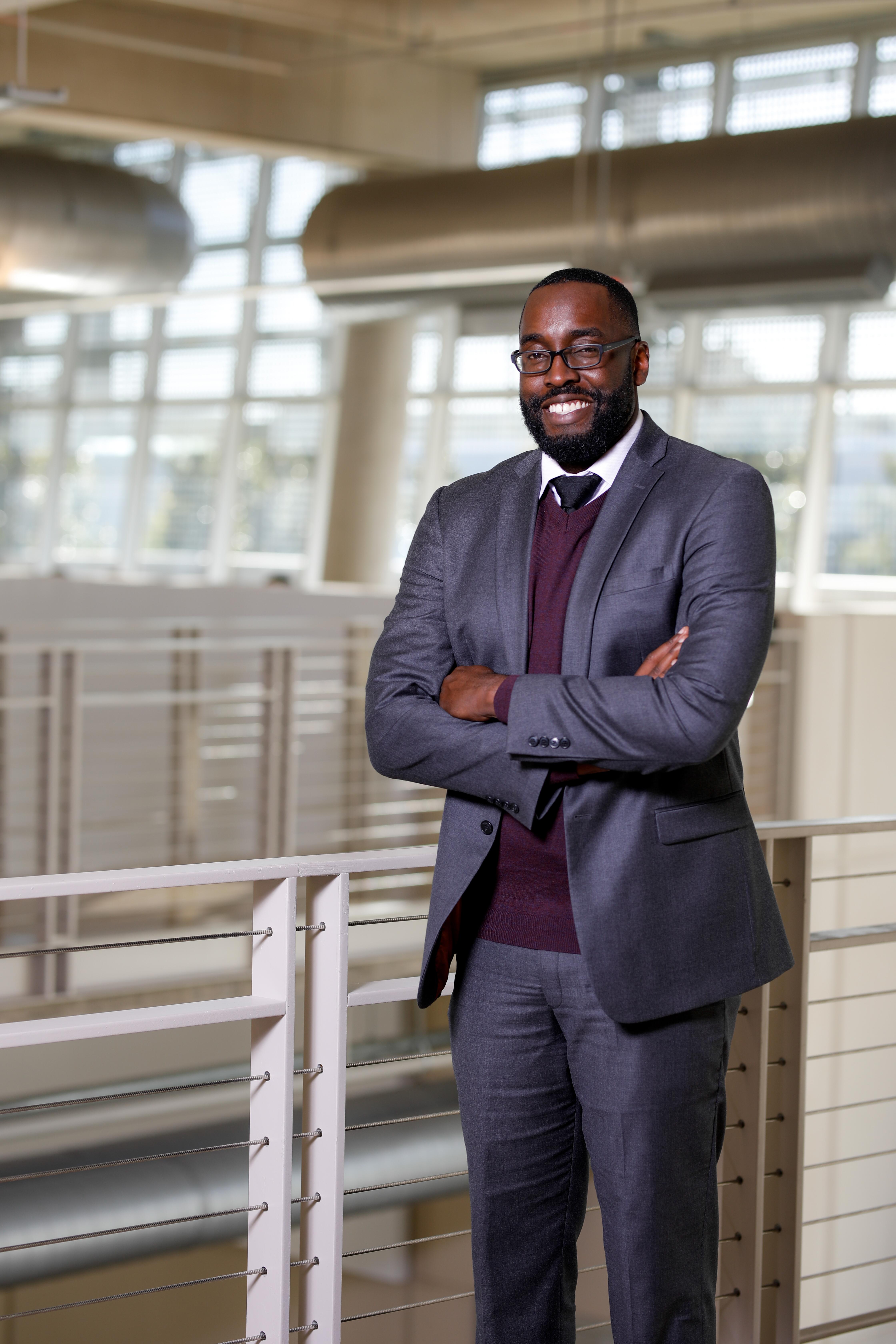 John Oyedele MBA'16