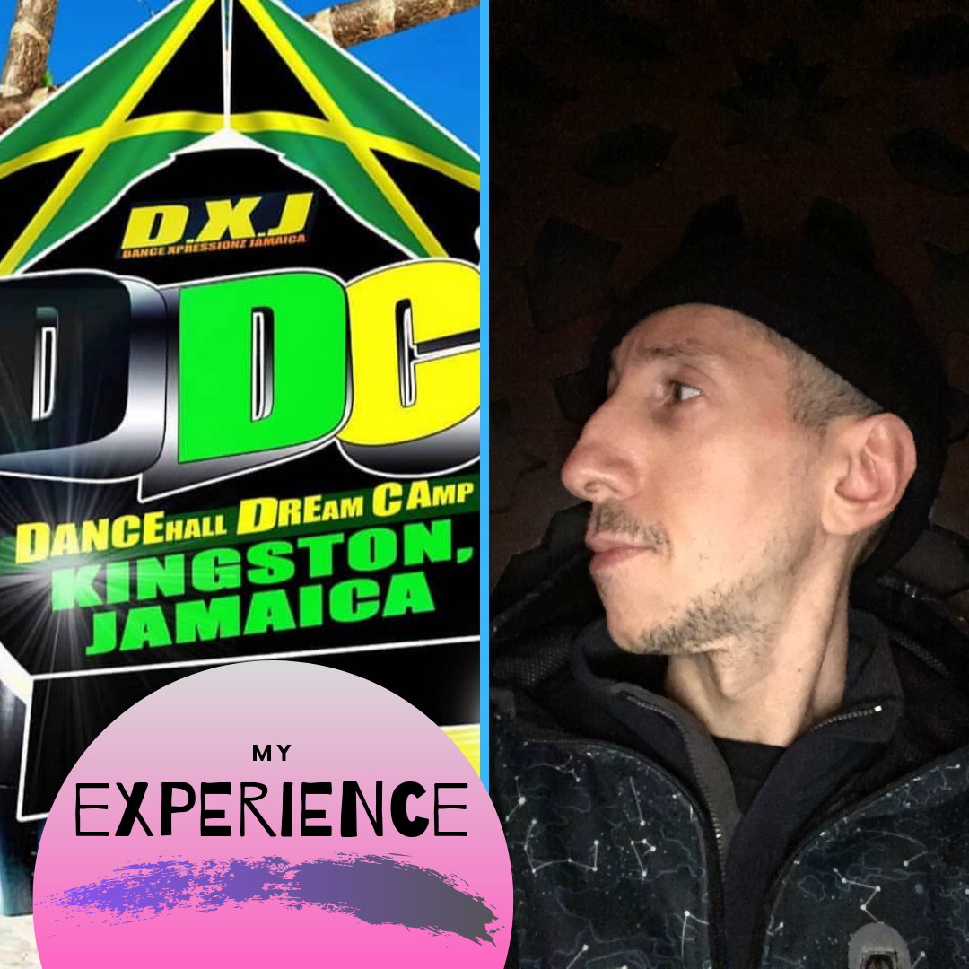 Artwork for My Experience at the Dancehall Dream Camp(February)2019-VIDEO