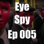 s1e4 Eye Spy