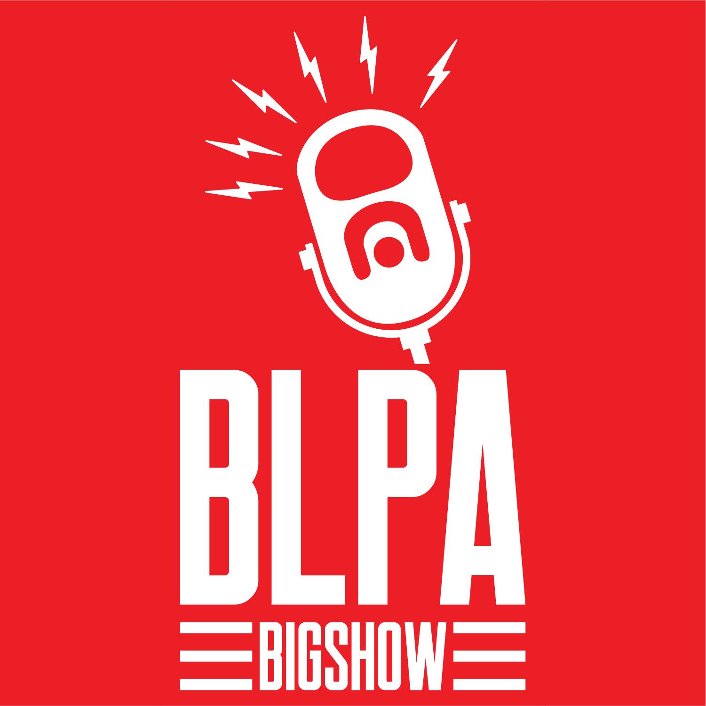 The BLPA Big Show show art