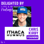 Artwork for How Commitment to Quality And 10-Out-Of-10 Taste Pays Off,  feat. ITHACA HUMMUS Founder Chris Kirby
