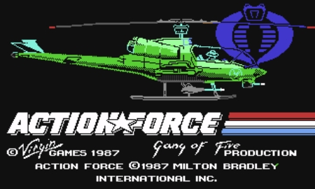 When the Music Stops: Action Force - Return of the Dinosaurs