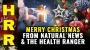 Artwork for Merry Christmas from Natural News and the Health Ranger!