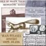 Artwork for MICROGORIA 39 – Gef the Talking Mongoose