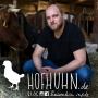 Artwork for #02 Hofhuhn-Podcast - Ist die Tierhaltung in 2018 noch zeitgemäß
