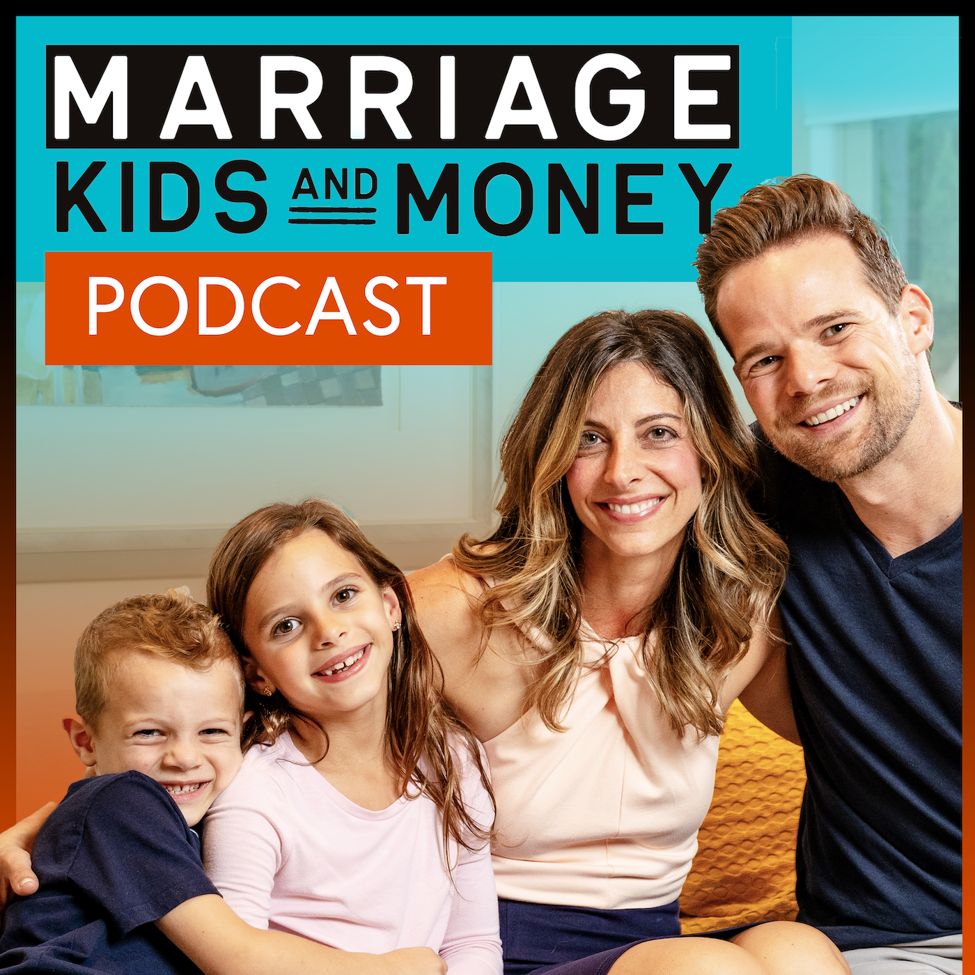 Marriage, Kids and Money show art