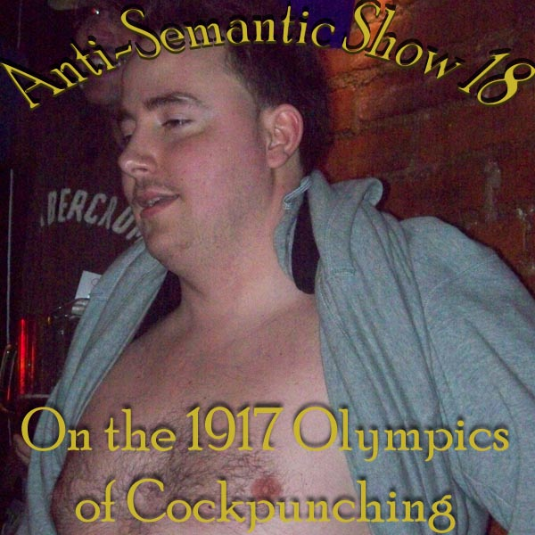 Episode 18: On the 1917 Olympics of Cockpunching