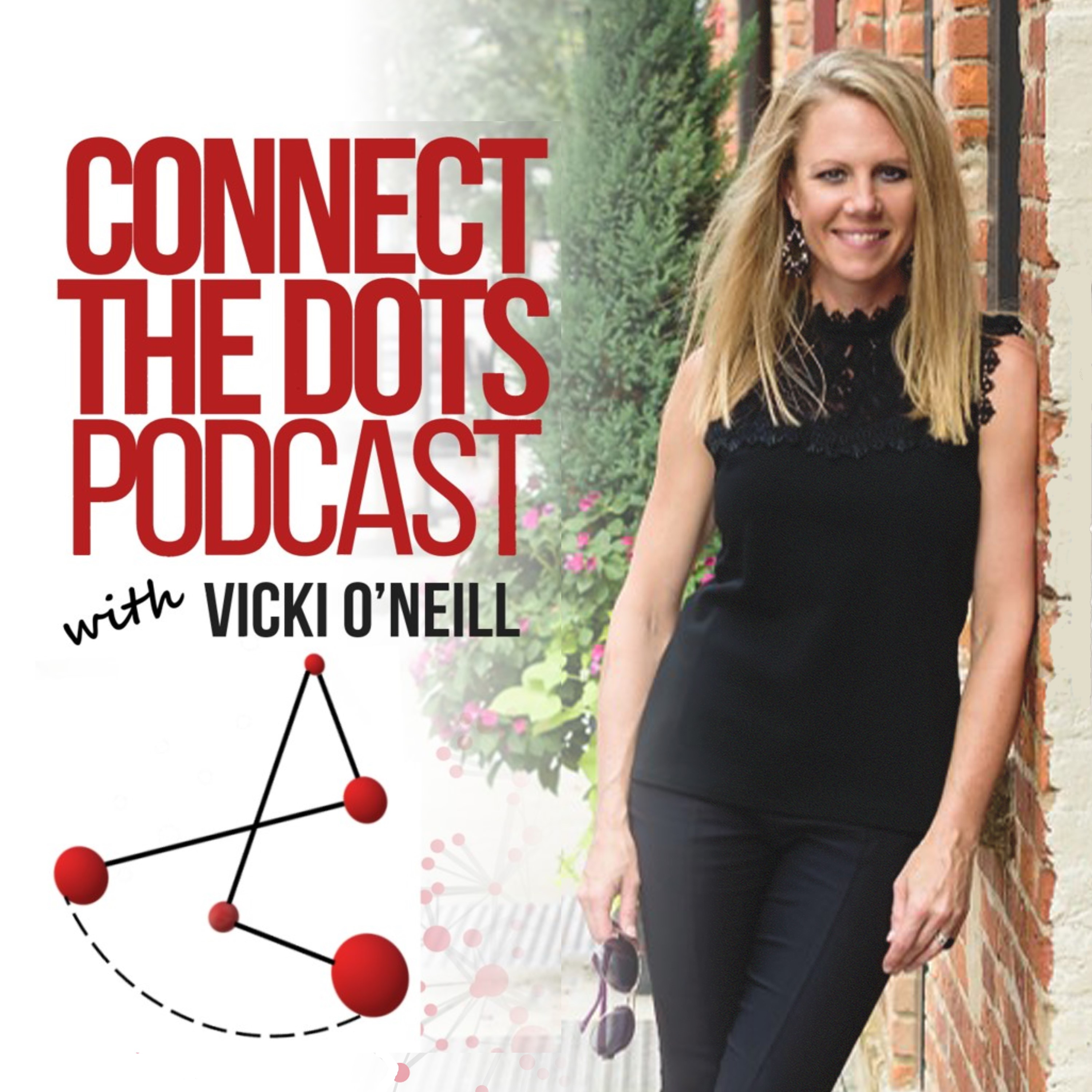 Connect the Dots Podcast show art