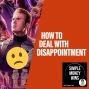 Artwork for E93 How to Deal with Disappointment
