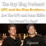 Artwork for TGBP 011 UFC and the Diaz Brothers | The Guy Blog Podcast