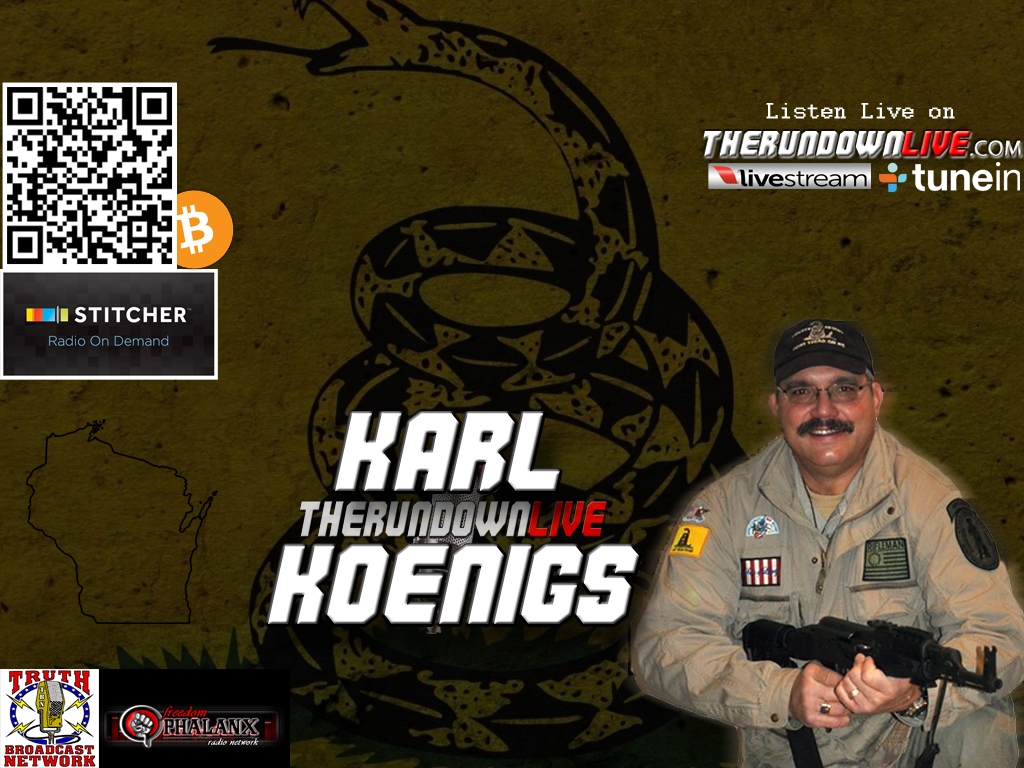 The Rundown Live #179 Karl Koenigs (Nullification,States Rights,Collapse)