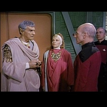Episode 147- Beginners Guide to Star Trek TNG: Sarek