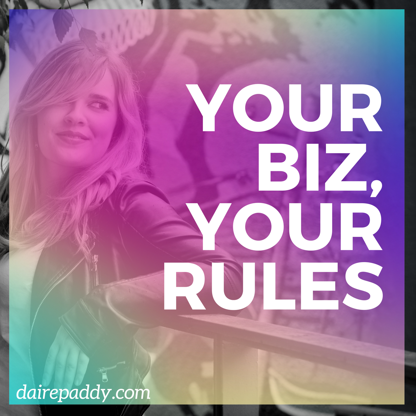 Your Biz, Your Rules show art