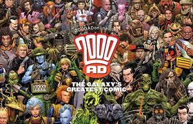 Heroes and Villains 99: 2000 AD