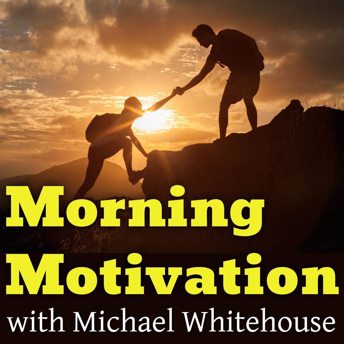 Morning Motivation show art