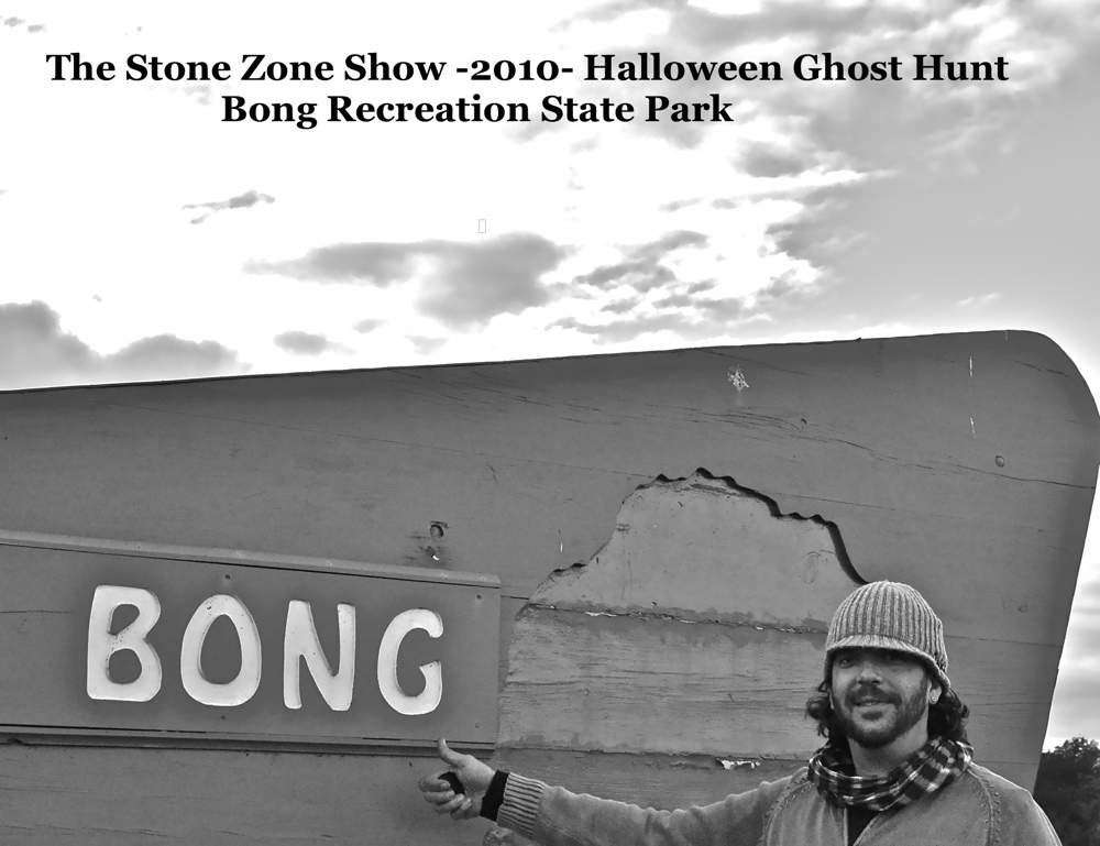 The Stone Zone Show 2010 Halloween Ghost Hunt