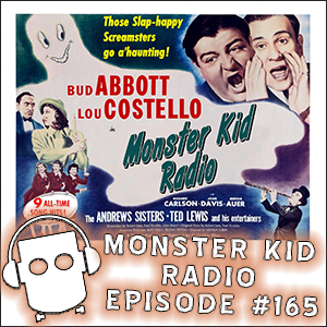Monster Kid Radio - 1/6/15 - Hold That Ghost with Joe Stuber