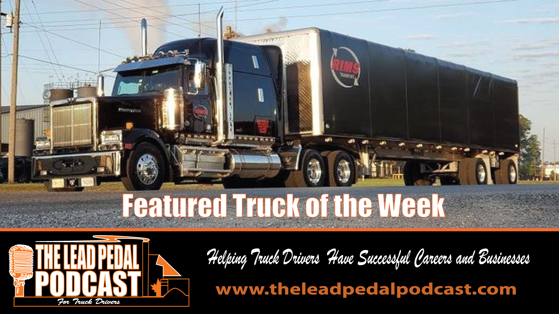 LP630 Featured Truck Of the Week - Rims Western Star