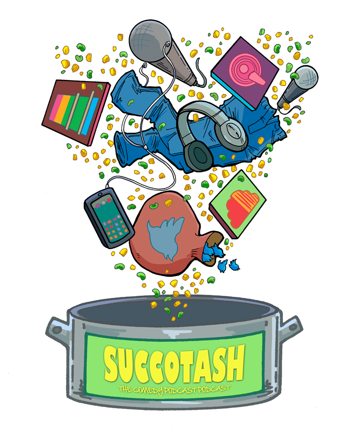 Artwork for Succotash Clips Epi124: Clippin' In The New Year