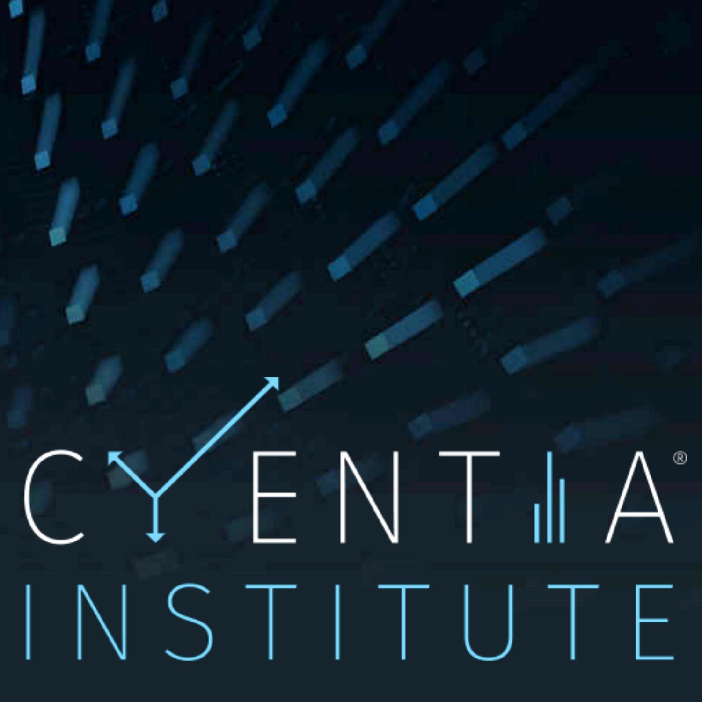 Cyentia Podcast show art