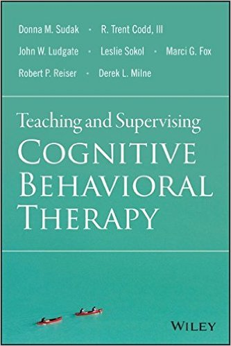 Teaching and Supervising CBT