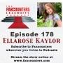 Artwork for 178 - Ellarose Kaylor (Next Level, Schooled, Singer/Songwriter)