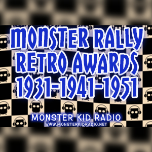 Monster Kid Radio #254 - The 2015 Monster Rally Retro Awards & A Word About a Magazine