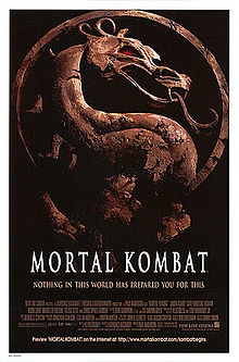 Video Night! MORTAL KOMBAT! The movie.