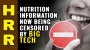 Artwork for NUTRITION information now being censored by Big Tech