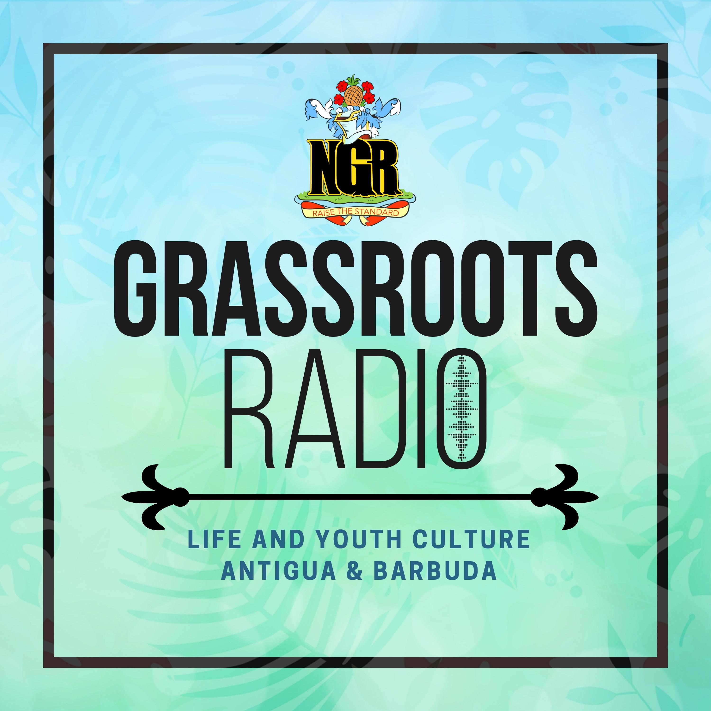 Grassroots Radio show art