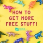 Artwork for 519-How to Get More Free Stuff!