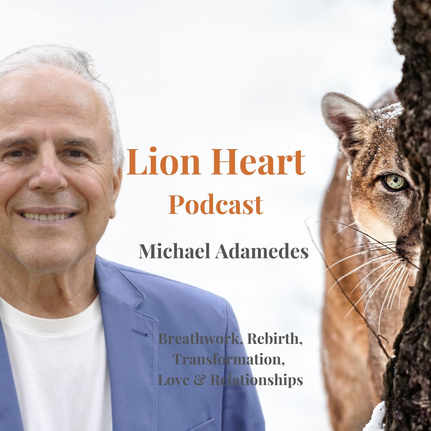 Breathwork, Rebirth, Transformation, Love and Relationships with Michael Adamedes - E5