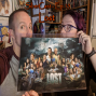"""Artwork for SiberCast - Ep15 - """"Lost with Kim Claussen"""""""