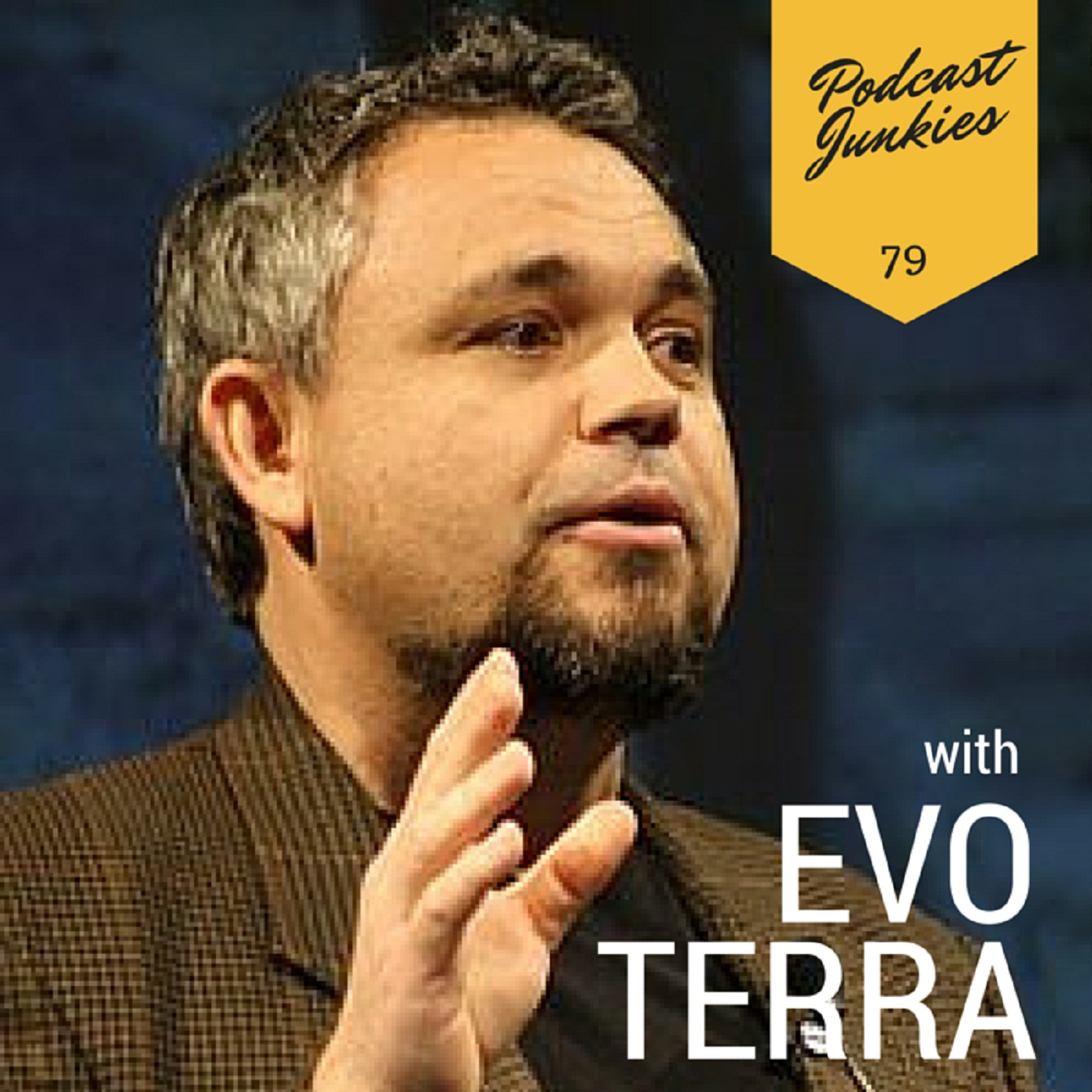 079 Evo Terra | Traveling the World While Podcasting