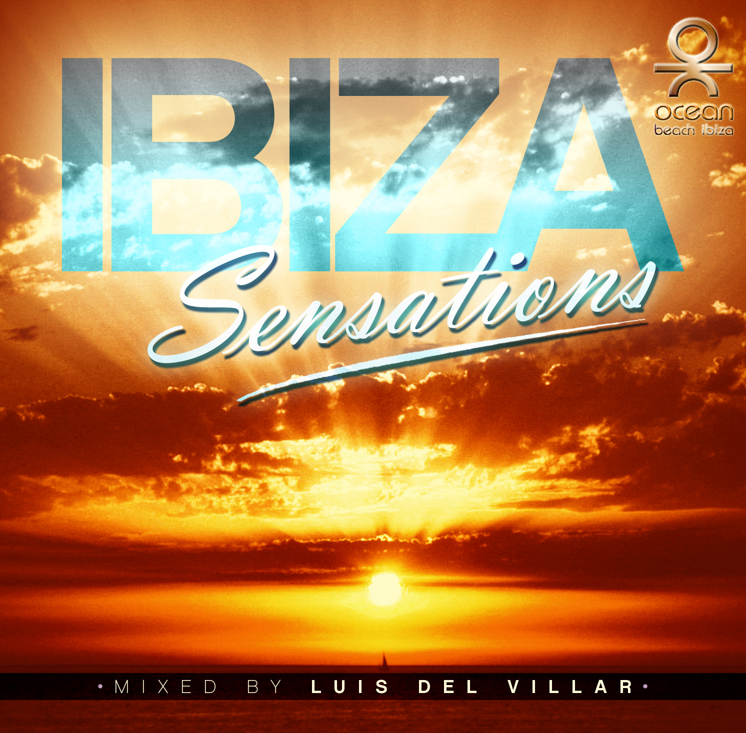 Ibiza Sensations 146 @ Blue Bar Beach Club Calella (Barcelona)