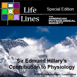 Special Edition: Hillary's Contribution to Physiology